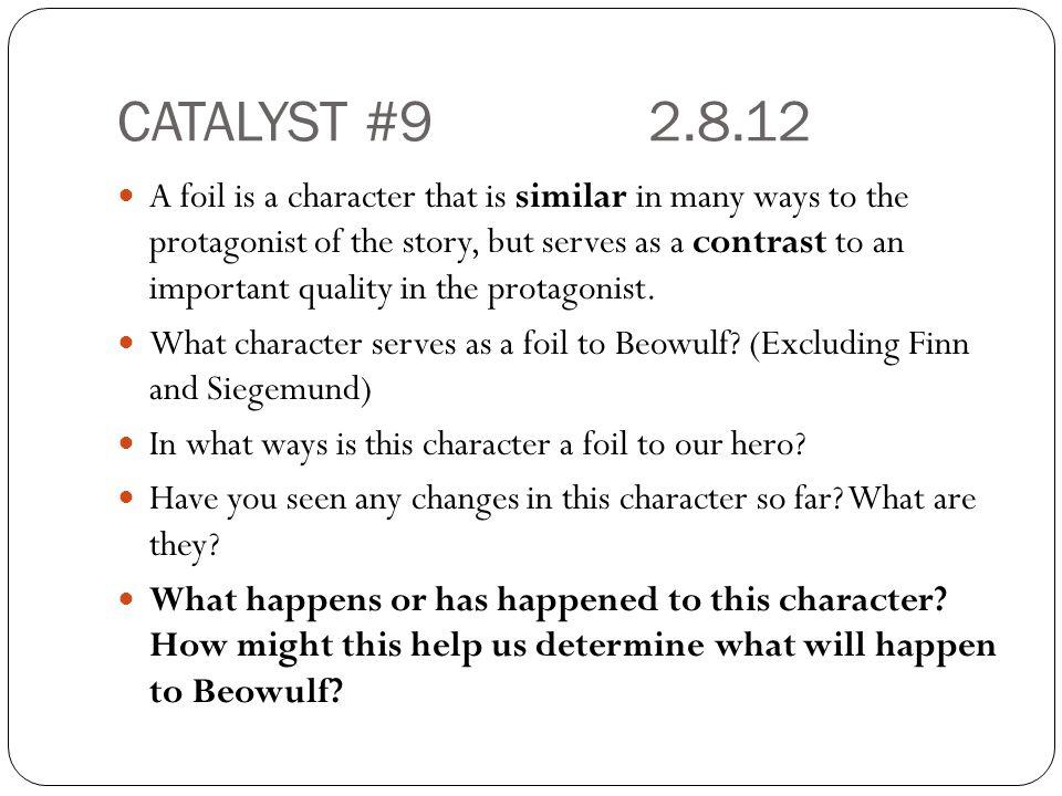 CATALYST #9 2.8.12