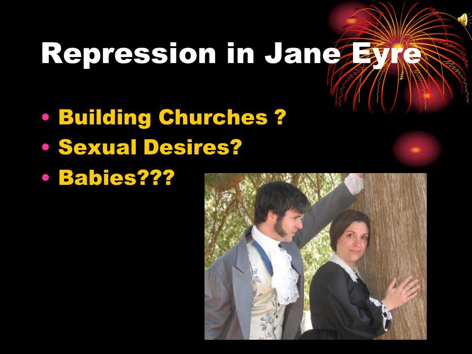 Repression in Jane Eyre