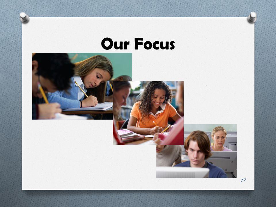 Our Focus