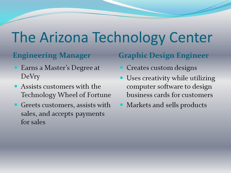 The Arizona Technology Center