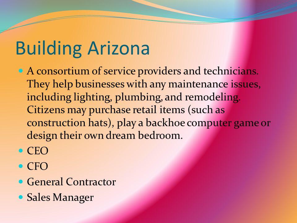 Building Arizona