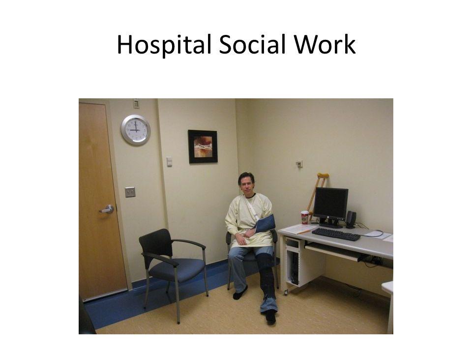 Hospital Social Work