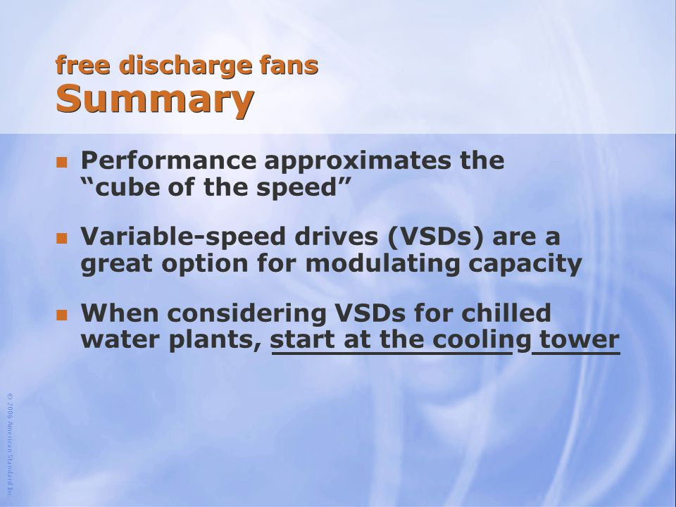 free discharge fans Summary