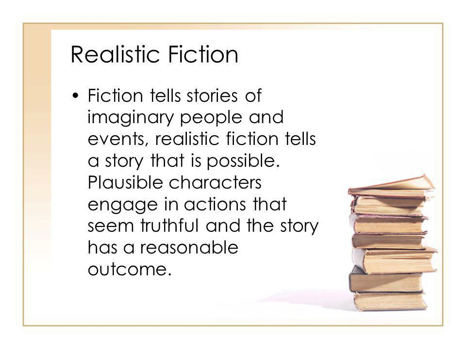 Realistic Fiction