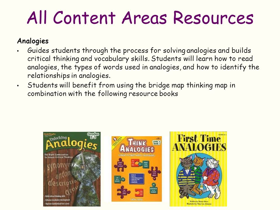 All Content Areas Resources