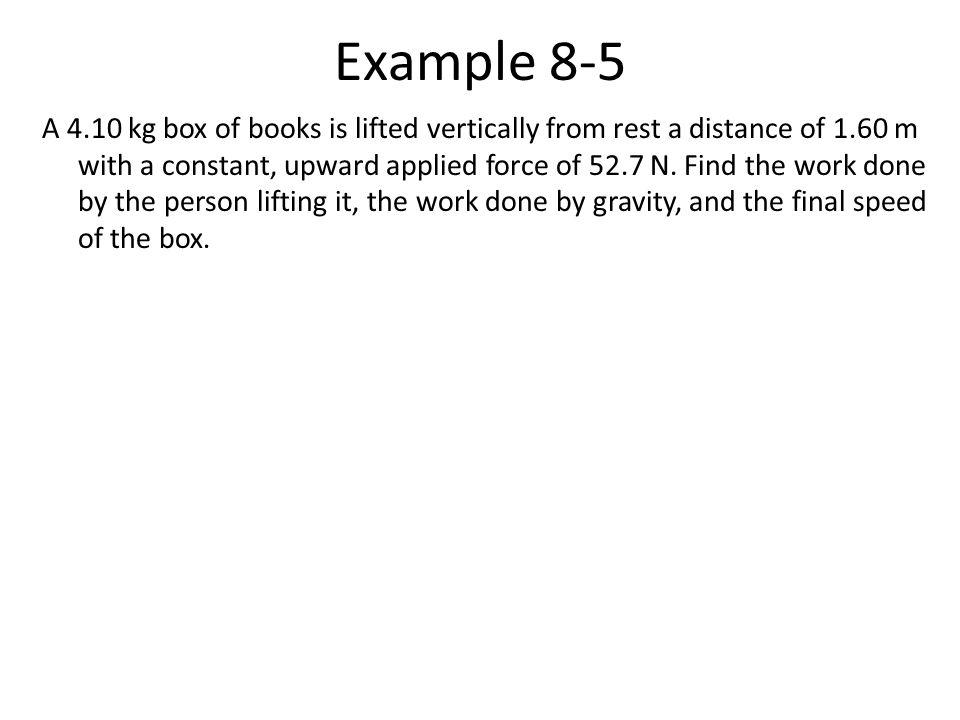Example 8-5