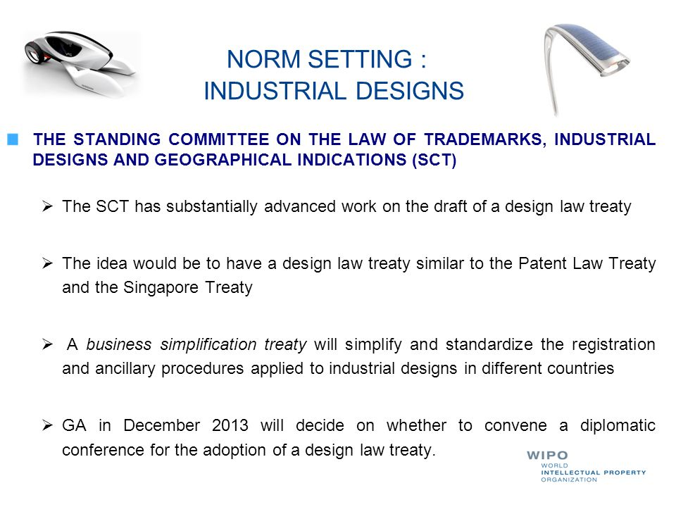 NORM SETTING : INDUSTRIAL DESIGNS