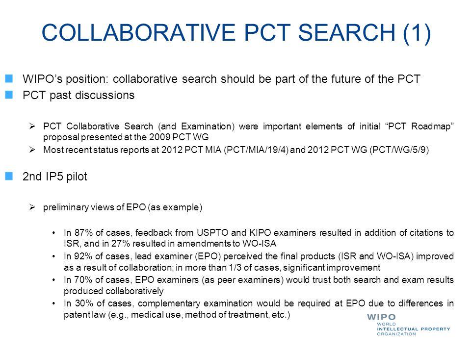 COLLABORATIVE PCT SEARCH (1)