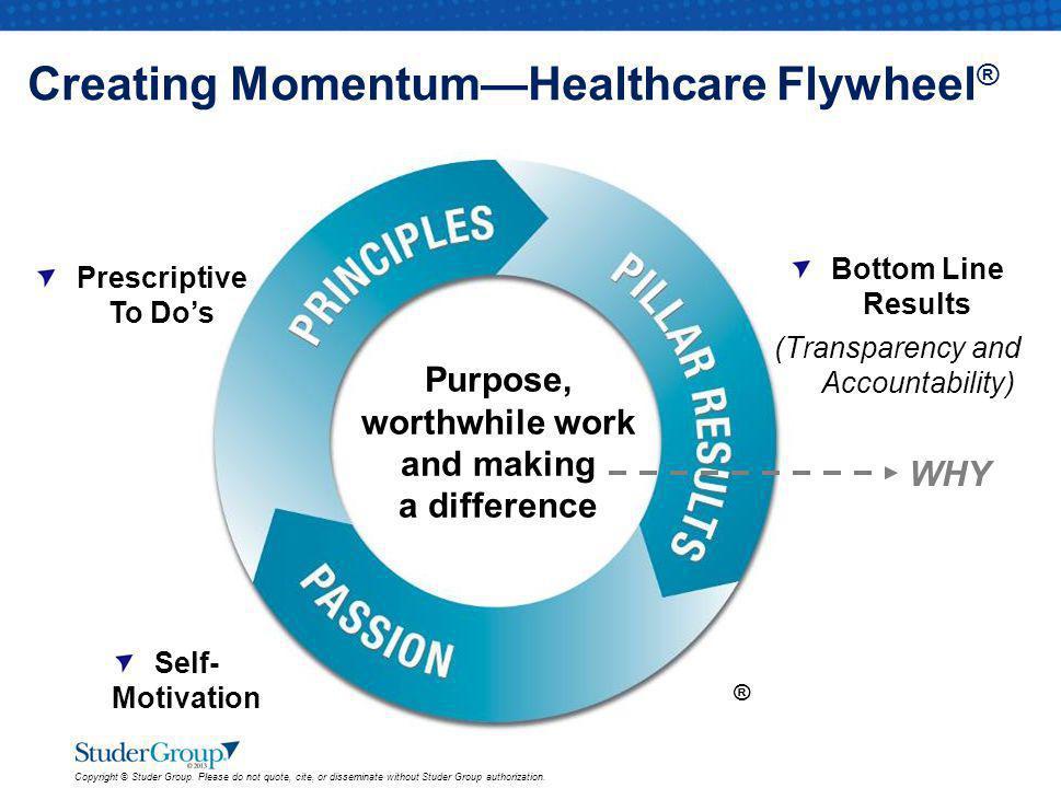 Creating Momentum—Healthcare Flywheel®