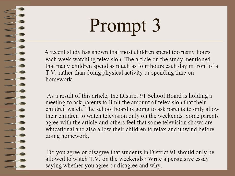 persuasive writing ppt  15 prompt