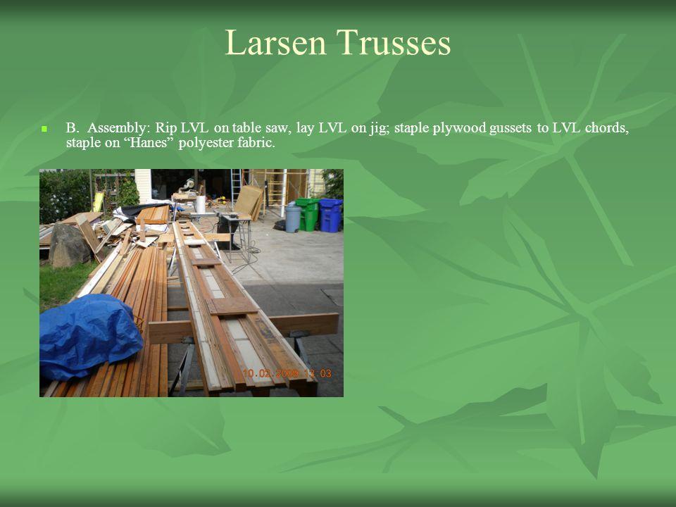 Larsen Trusses B.