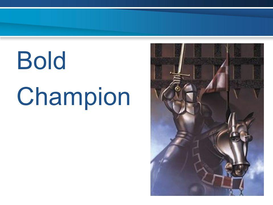 Bold Champion