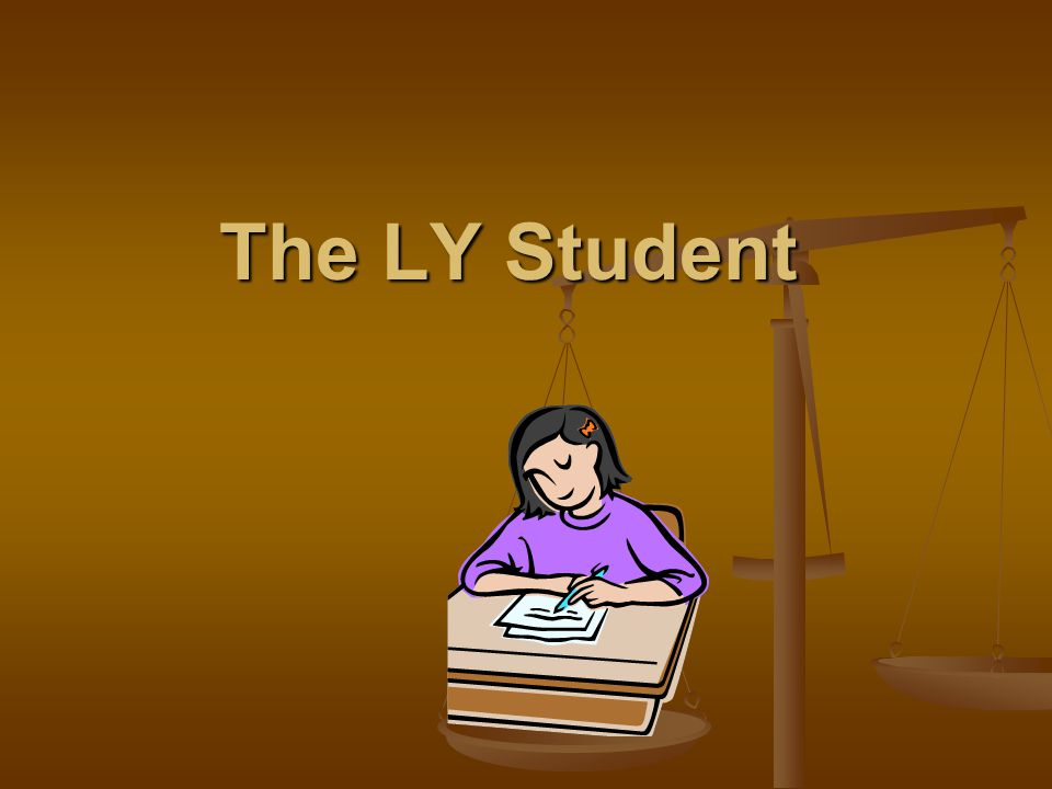 The LY Student
