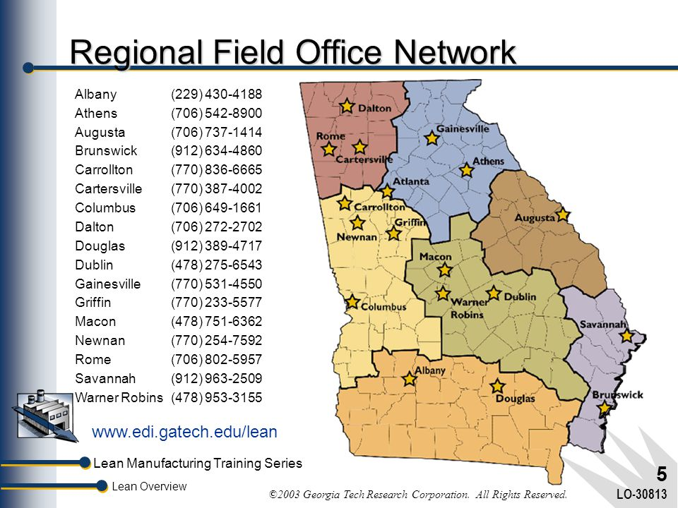 Regional Field Office Network