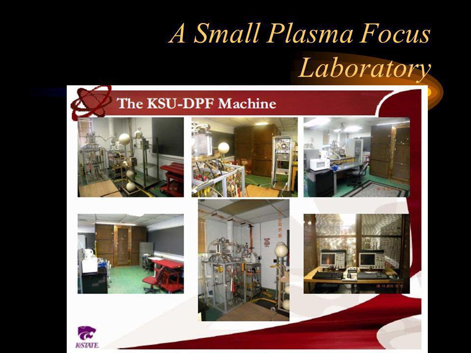 A Small Plasma Focus Laboratory