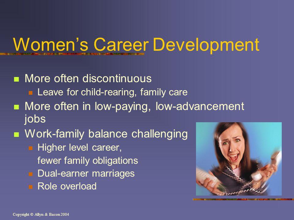 Women's Career Development
