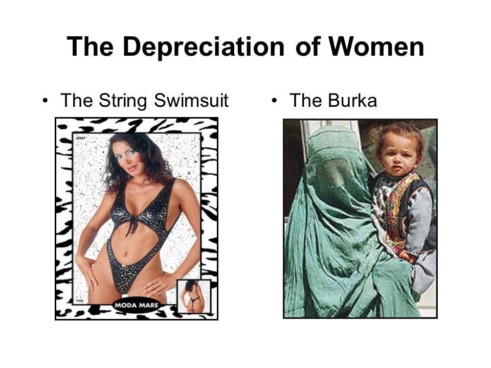 The Depreciation of Women