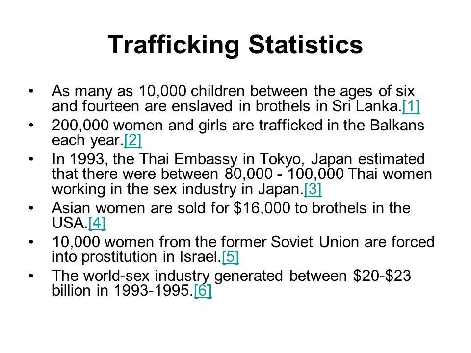 Trafficking Statistics