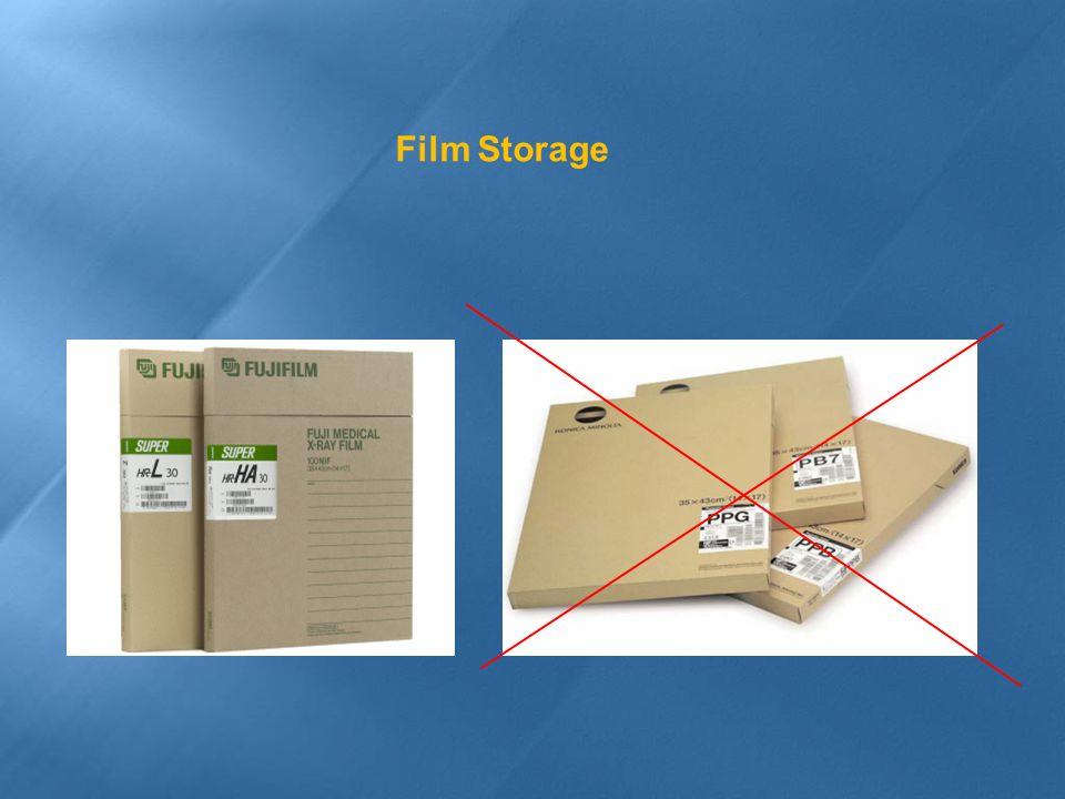 Film Storage