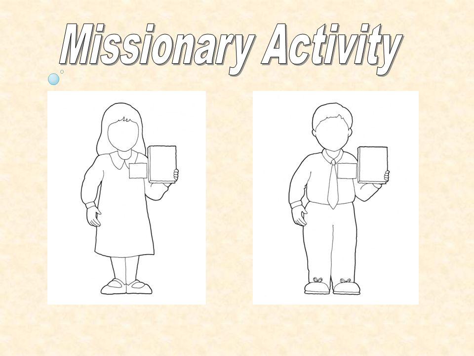 Missionary Activity