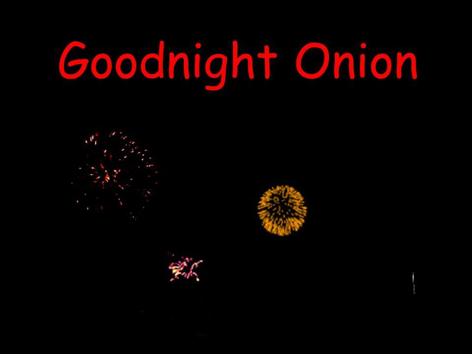 Goodnight Onion