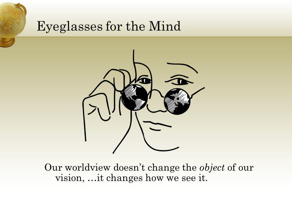 Eyeglasses for the Mind