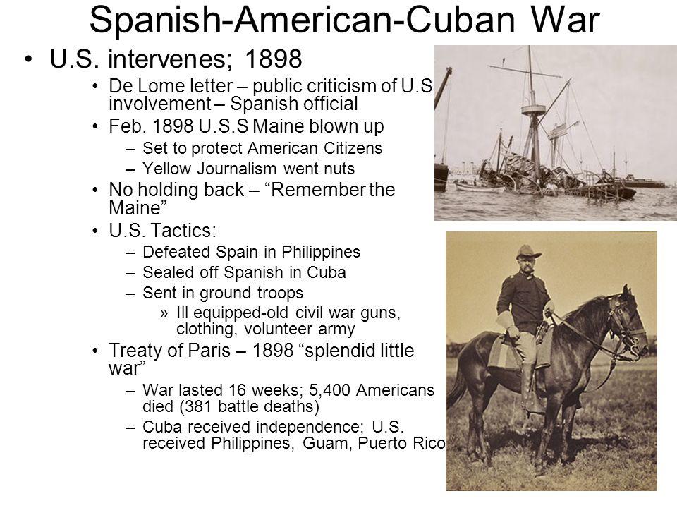 Spanish-American-Cuban War