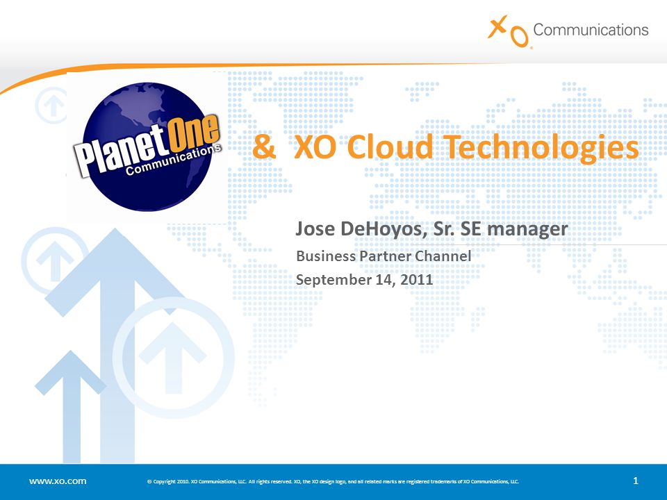 & XO Cloud Technologies