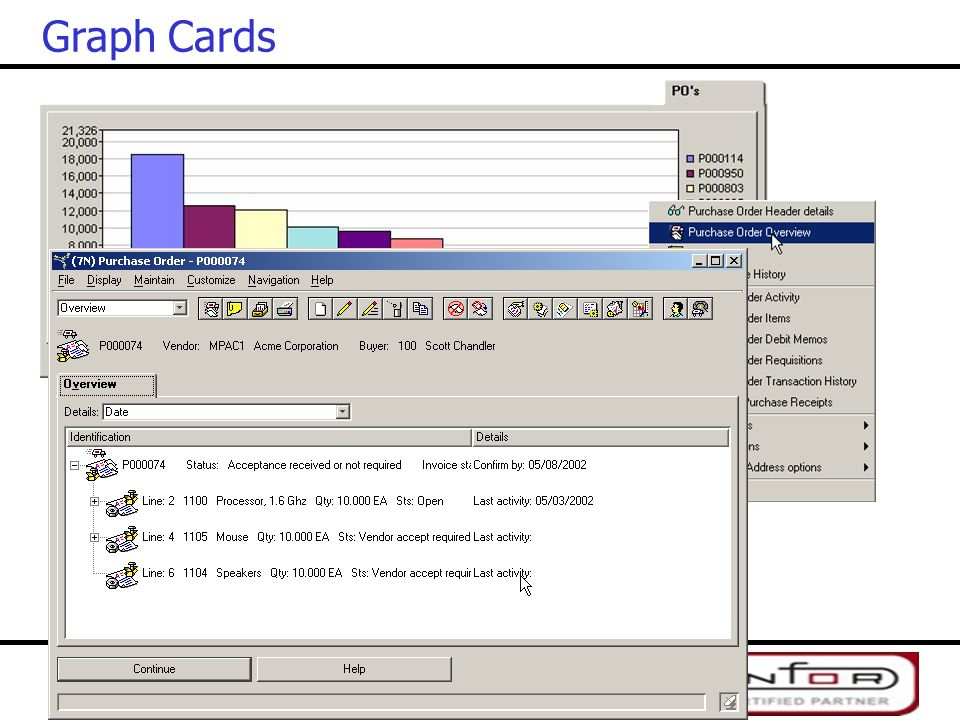Graph Cards Graph data on a card Pie charts, bar charts, stacked bar…