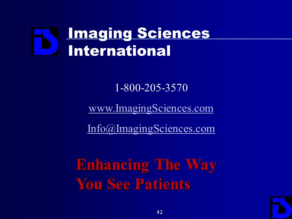 Enhancing The Way You See Patients