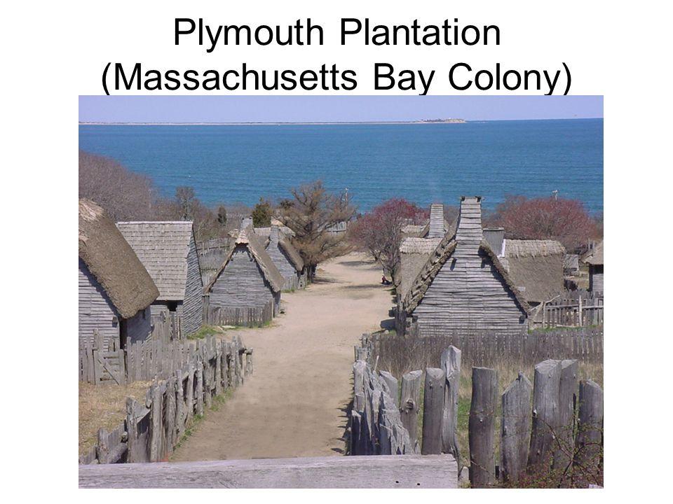 Plymouth Plantation (Massachusetts Bay Colony)