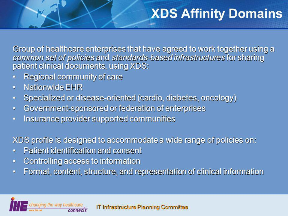 XDS Affinity Domains