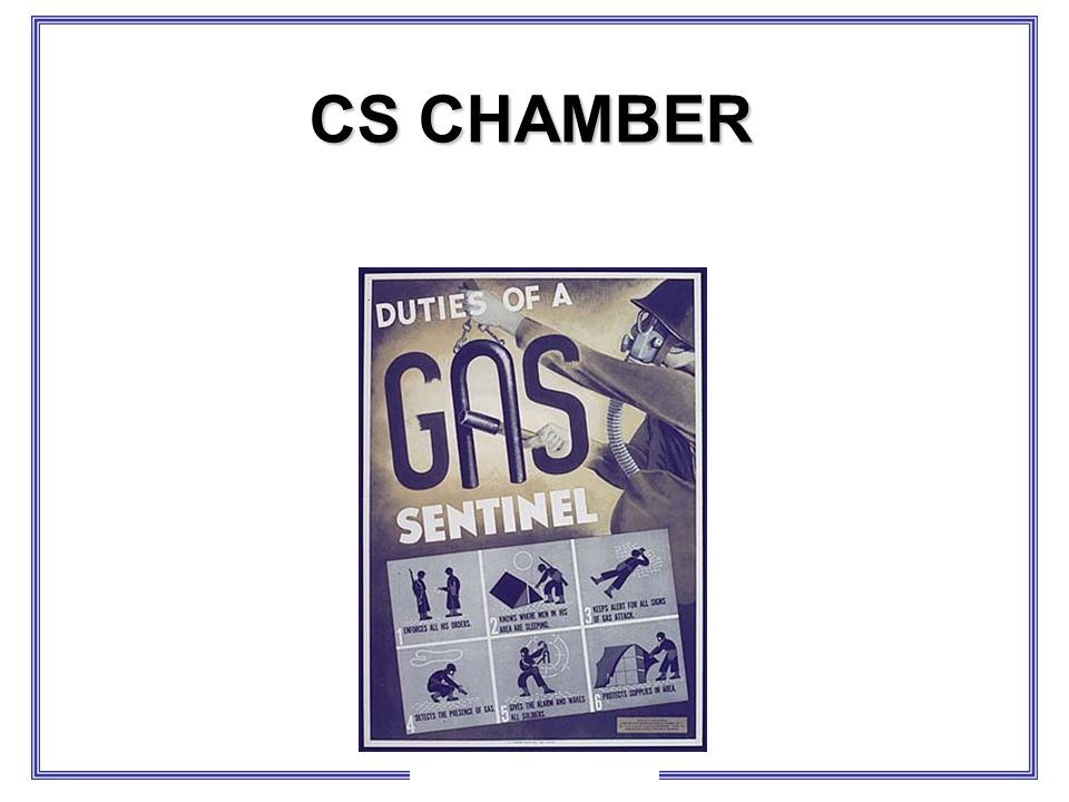 CS CHAMBER