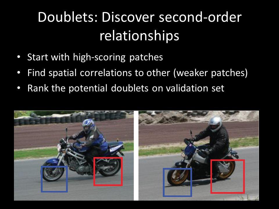 Doublets: Discover second-order relationships