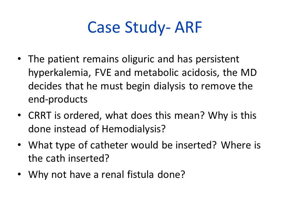 decide model of a nursing case study
