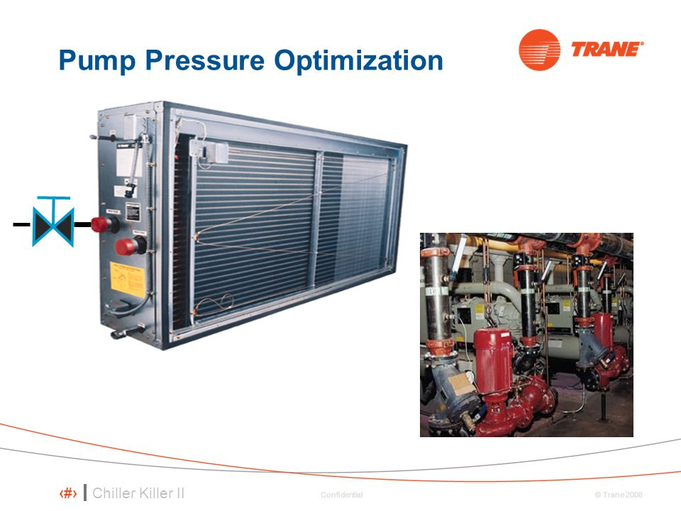 Pump Pressure Optimization
