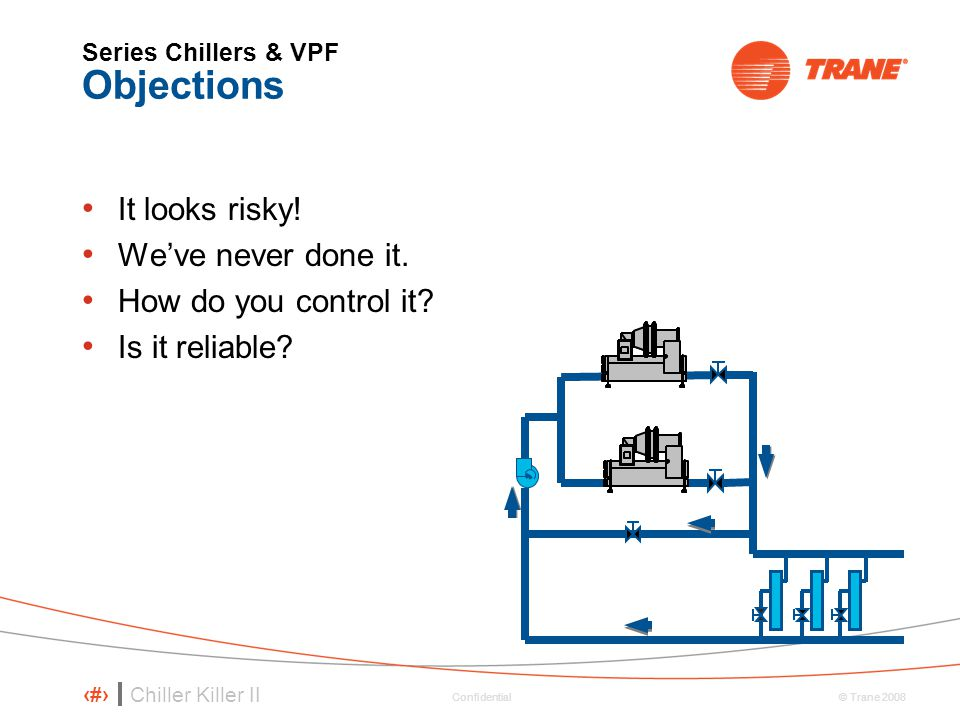 Series Chillers & VPF Objections