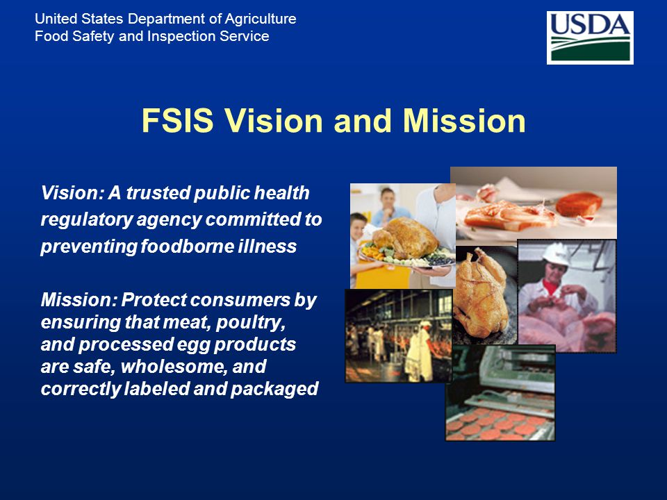 FSIS Vision and Mission