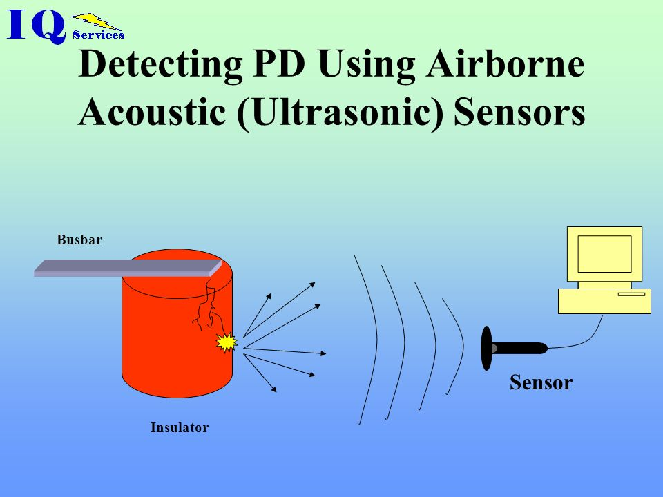 Detecting PD Using Airborne Acoustic (Ultrasonic) Sensors