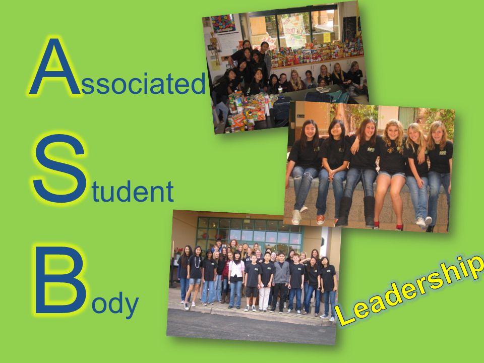 Associated Student Body Leadership