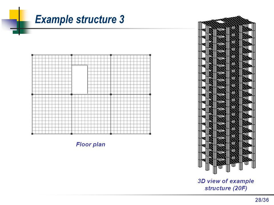 3D view of example structure (20F)