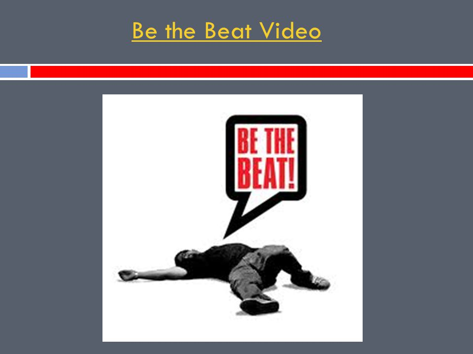 Be the Beat Video