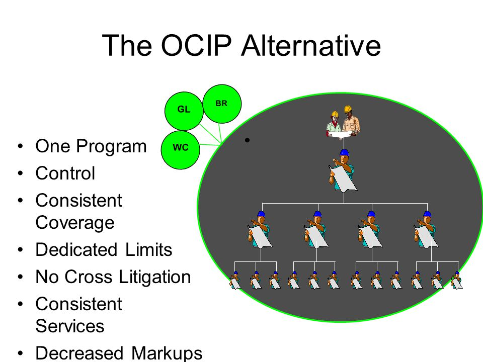 The OCIP Alternative One Program Control Consistent Coverage