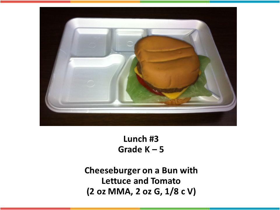 Cheeseburger on a Bun with