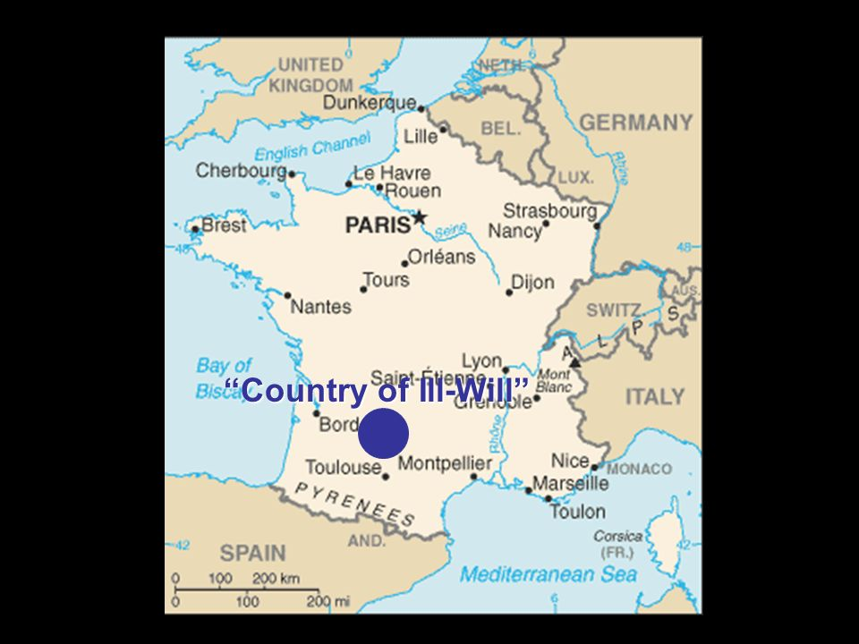 Country of Ill-Will