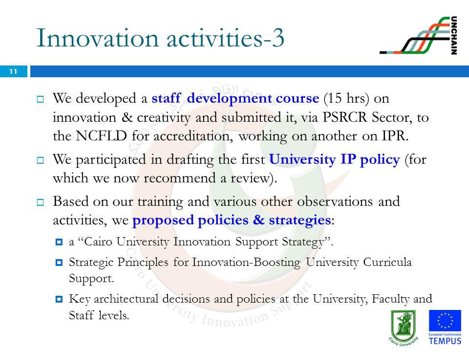 Innovation activities-3