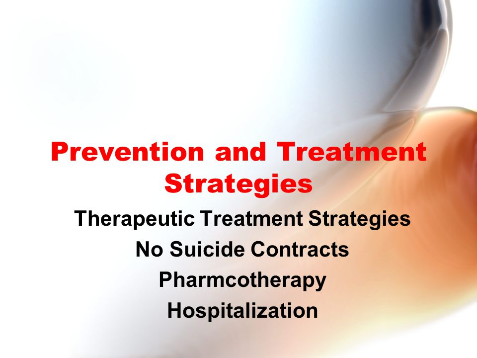 Prevention and Treatment Strategies