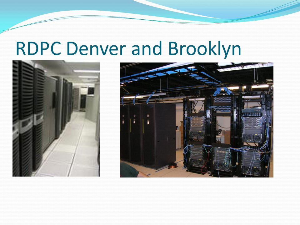 RDPC Denver and Brooklyn