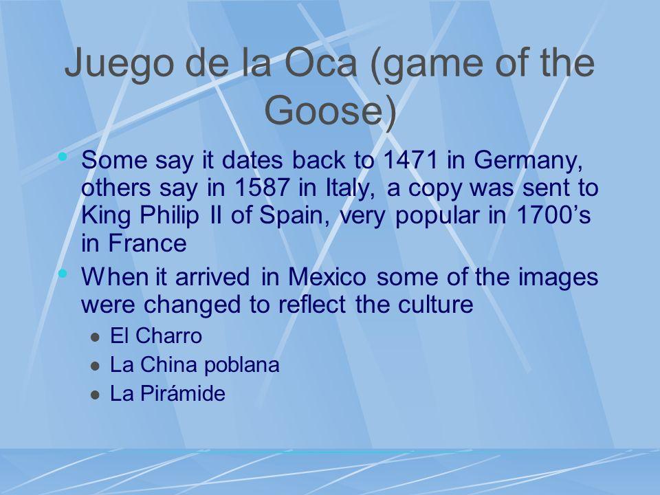 Juego de la Oca (game of the Goose)