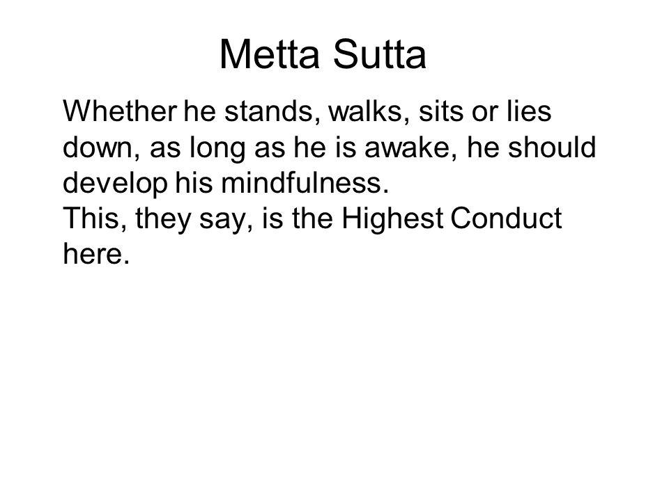Metta Sutta